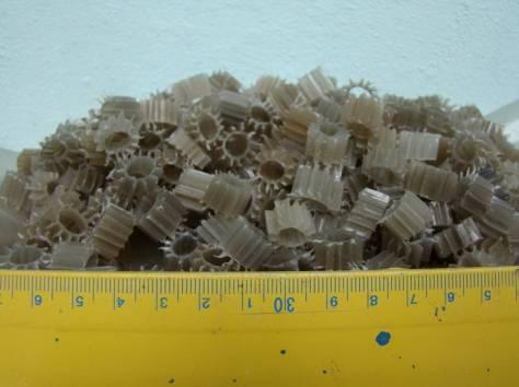 Биозагрузки для фильтров рыбного хозяйства и стоков канализации, фотография 1