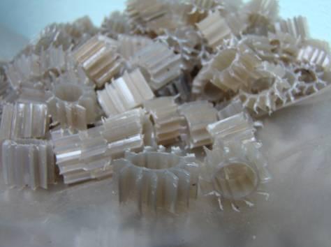 Биозагрузки для фильтров рыбного хозяйства и стоков канализации, фотография 2