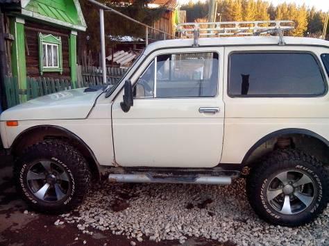 продам автомобиль ВАЗ 21213, фотография 2