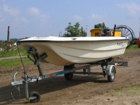 Лодка MASTER FISH, фотография 2