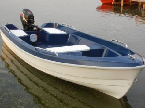 Лодки из стеклопластика MASTER TWISTER, фотография 2