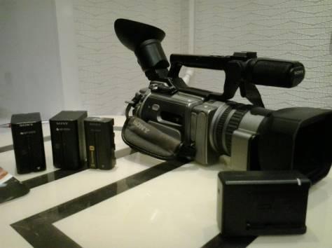 Продам видеокамеру Sony DCR-VX 2100 e, фотография 3