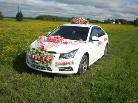 Авто на свадьбу, фотография 4