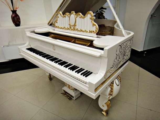 Настройка, ремонт пианино, фортепиано в Новонукутском, фотография 1