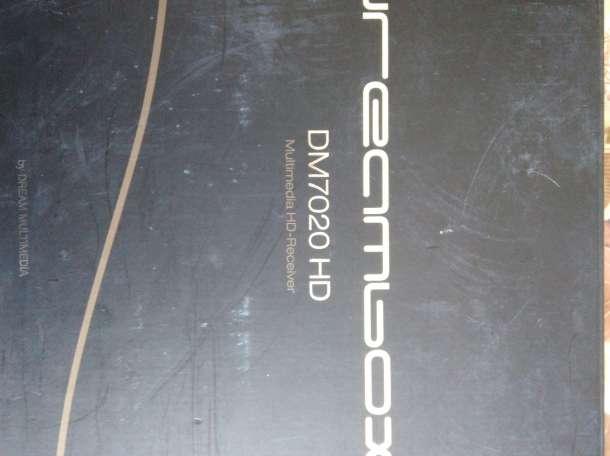 Спутниковый ресивер DreamBox DM7020 HD, фотография 3