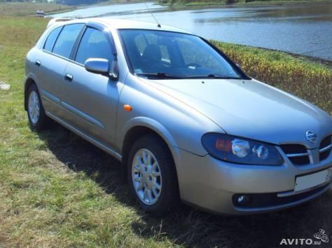 Nissan Almera 1.5d MT (82 л.с.) 2004, фотография 3