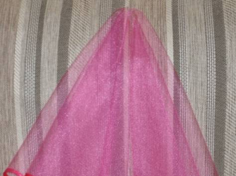 Фата для подружек невесты на девичник, фотография 1