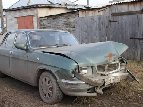 Продам ГАЗ 3110  2003 г. выпуска  аварийную, фотография 2