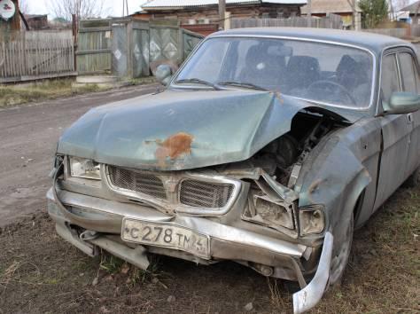 Продам ГАЗ 3110  2003 г. выпуска  аварийную, фотография 3