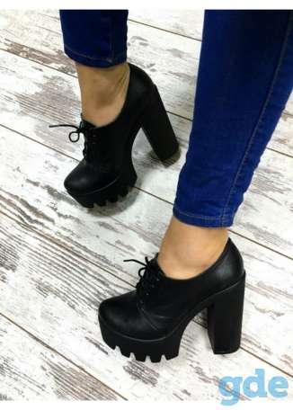 Кожаная обувь от производителя Sollorini по доступной цене, фотография 2