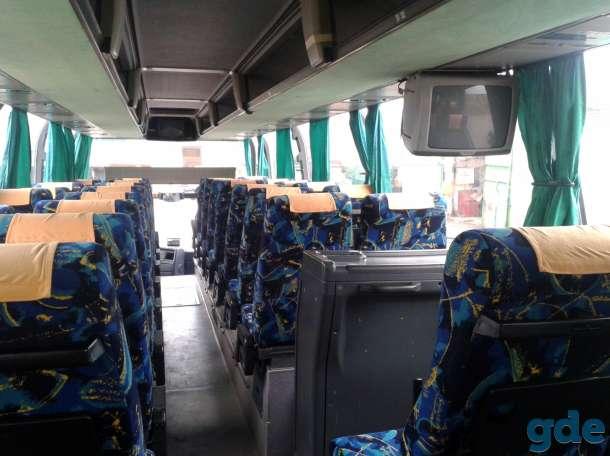 Автобус Старобельск Украина - Санкт-Петербург (СПб, Питер), фотография 2