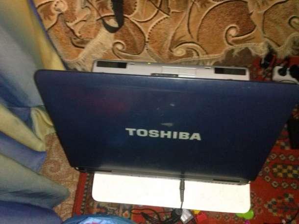 продам ноутбук TOSHIBA Satellit L40-139, фотография 3