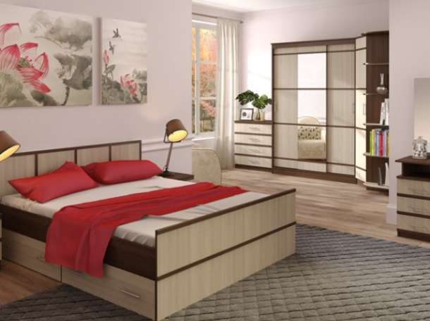 Кровать, фотография 1
