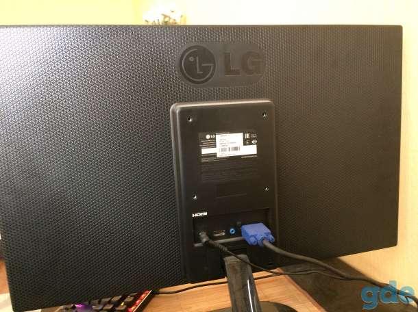 Монитор LG 24', фотография 1