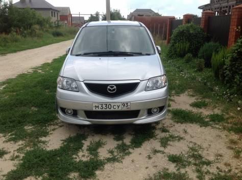 Mazda MPV, 2003г., пробег 208000, фотография 1