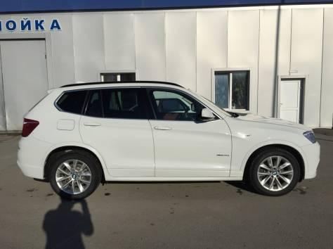 BMW X3 (2011), фотография 4