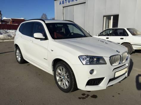 BMW X3 (2011), фотография 5