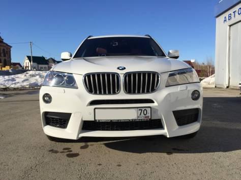 BMW X3 (2011), фотография 8