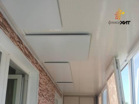 Пленочные потолочные обогреватели «ФлексиХИТ»-экономное тепло, фотография 2
