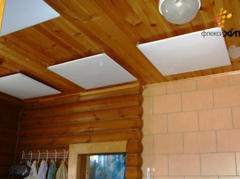 Пленочные потолочные обогреватели «ФлексиХИТ»-экономное тепло, фотография 3
