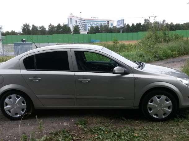 Opel astra 2007, фотография 2