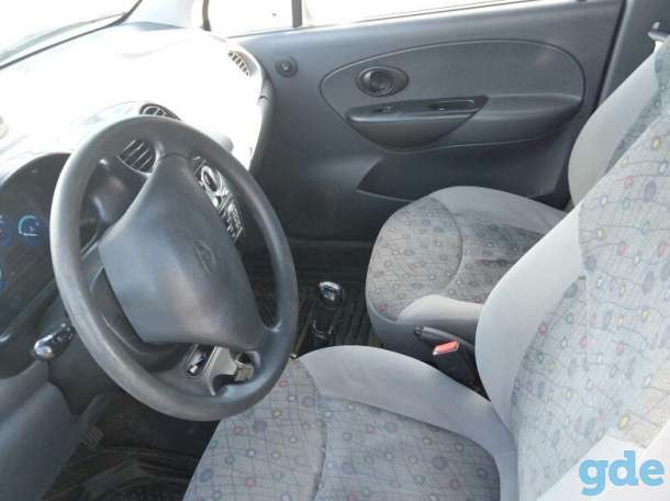 Daewoo Matiz 2005г.в., фотография 5
