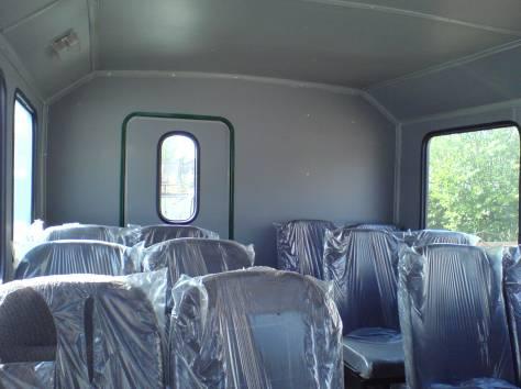 Вахтовый автобус, фотография 4
