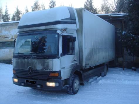 Продам Mercedes-Benz Atego 815, фотография 4