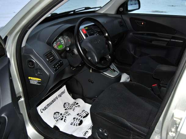Hyundai Tucson, 2008, фотография 9