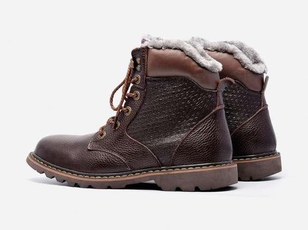 Ботинки зимние, фотография 2
