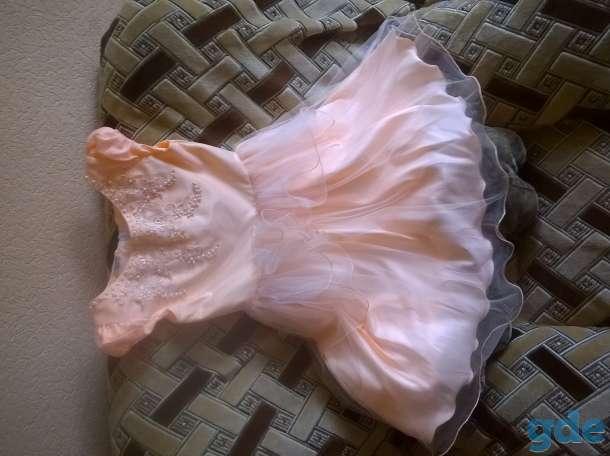 недорогое платье, фотография 1