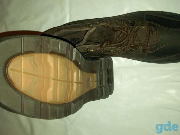 Ботинки из натуральной кожи на продажу., фотография 4