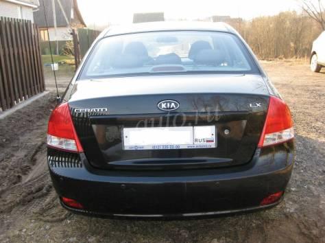 KIA Cerato, седан, 2008 г.в., пробег: 90000 км., механика, 1.591 л, фотография 1