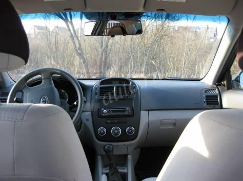 KIA Cerato, седан, 2008 г.в., пробег: 90000 км., механика, 1.591 л, фотография 5