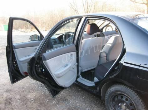 KIA Cerato, седан, 2008 г.в., пробег: 90000 км., механика, 1.591 л, фотография 7