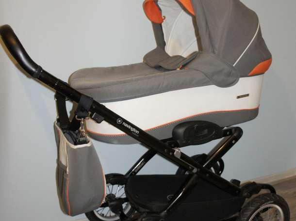 Продам детскую коляску Navington Galeon 2 в 1 в отличном состоянии, фотография 10