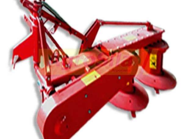 Косилка Роторная КР-1,35 (в базовой комплектации), фотография 1