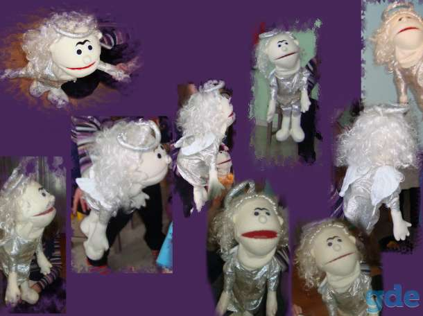 кукла-маппетс, фотография 2