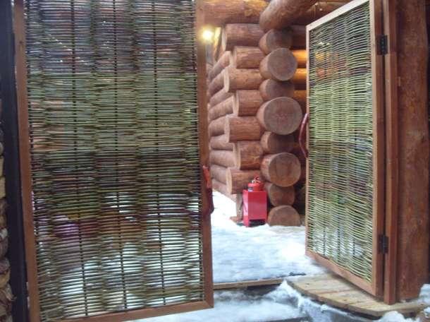 Оградки для клумб и грядок,плетень, фотография 5