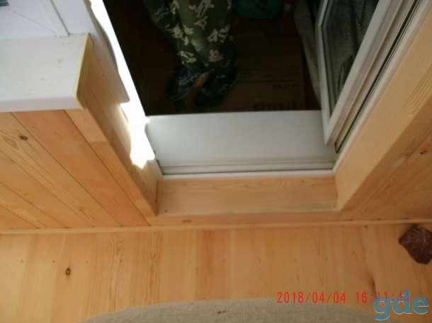Отделка балконов,лоджий,прихожих, фотография 8