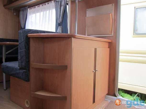 Дом на колесах, прицеп дача для легкового автомобля  BUERSTNER AMARA 690 TS, фотография 12