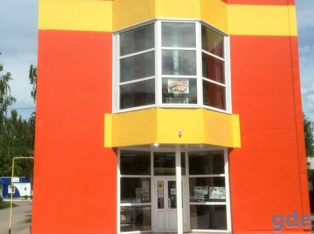 Продам помещение на 2-м этаже торгово-офисного здания 85,4 кв.м. в р.п. Карсун, фотография 1
