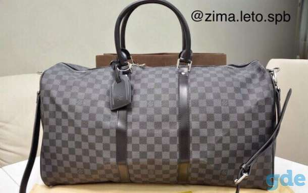 8b6527f045f1 Дорожная сумка LV Louis Vuitton 55 | Дорожные сумки в Санкт ...