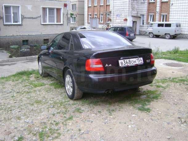 Audi A4, 2001, фотография 3