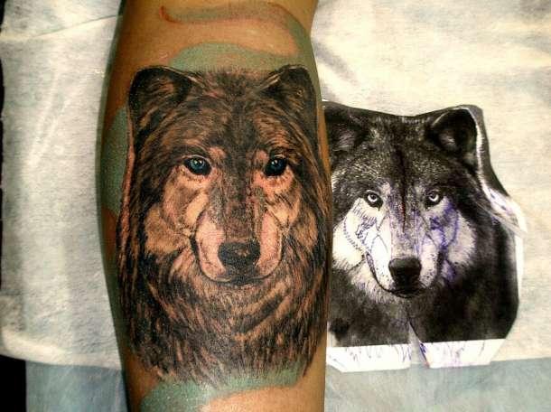 Татуаж(перманентный макияж), tattoo, фотография 7