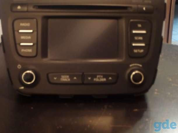 Продам штатное головное устройство на КИА Соренто 2013г.в., фотография 3