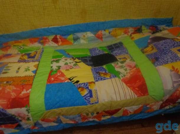 Ло скутные одеяла, фотография 3