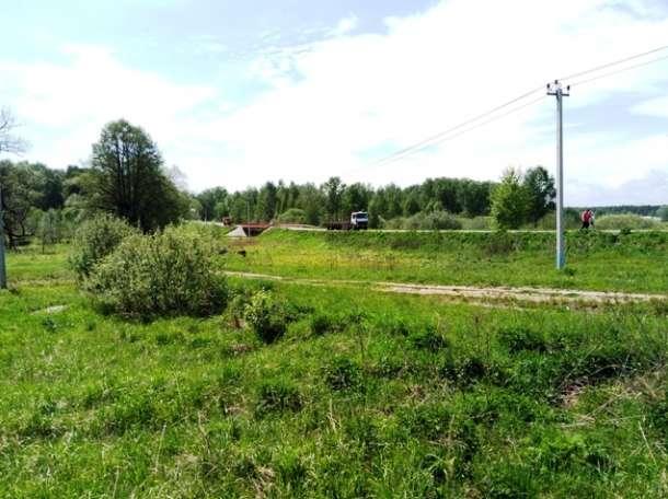Участок 24 сотки в деревне Алешино, фотография 10