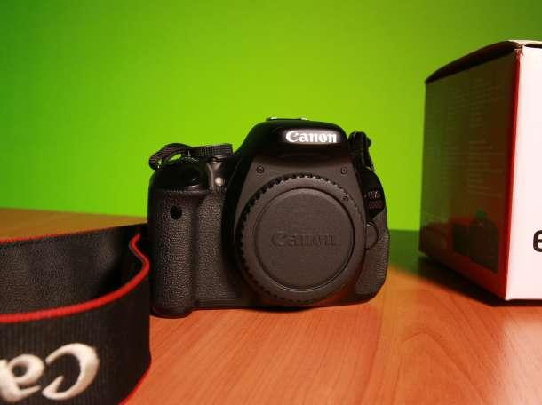 Canon 600D, фотография 1