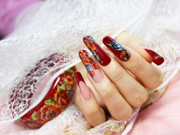 Курсы наращивания ногтей, фотография 4
